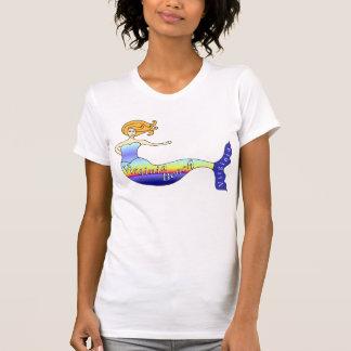Virginia Beach Mermaid Tee Shirt