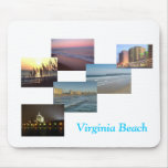 Virginia Beach Mouse Pads