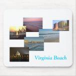 Virginia Beach Mouse Pads