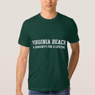 Virginia beach tee shirts