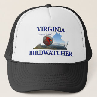 Virginia Birdwatcher Trucker Hat