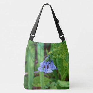 Virginia Bluebells Spring 2016 Crossbody Bag