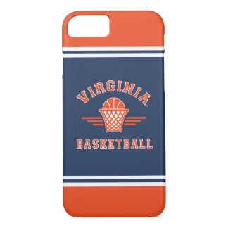 Virginia Cavaliers Logo | Basketball iPhone 8/7 Case