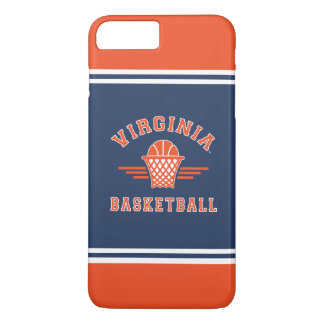 Virginia Cavaliers Logo | Basketball iPhone 8 Plus/7 Plus Case