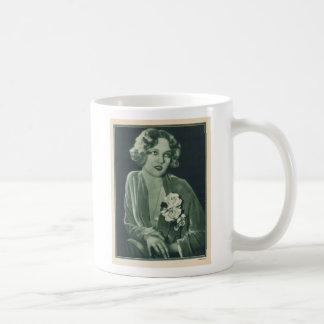 Virginia Cherrill 1929 vintage portrait Coffee Mug