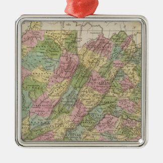 Virginia Christmas Ornament