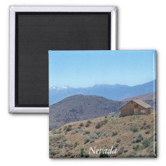 virginia city 059, Nevada Magnet