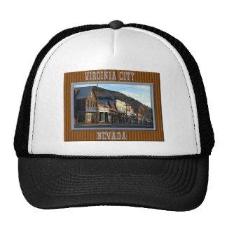 Virginia City Nevada Cap