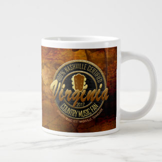 Virginia Country Music Fan Coffee Mug