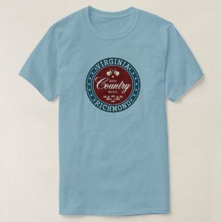 Virginia Country Music Richmond T-Shirt
