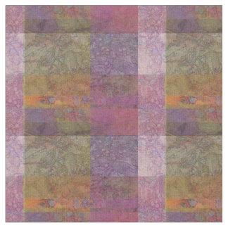 Virginia Creeper Abstract Fabric