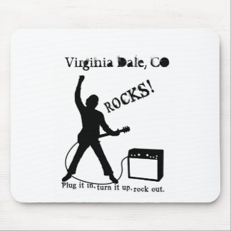 Virginia Dale, CO Mouse Pad