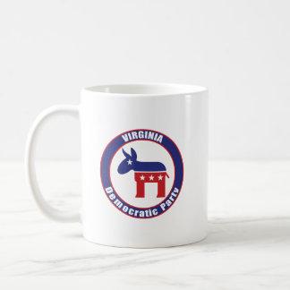 Virginia Democratic Party Coffee Mug