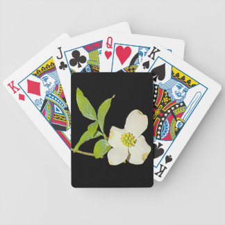 Virginia Dogwood Bicycle Playing Cards