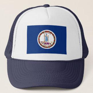 Virginia Flag Hat