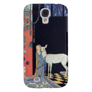 Virginia Frances Sterrett French Fairy Tales Galaxy S4 Case