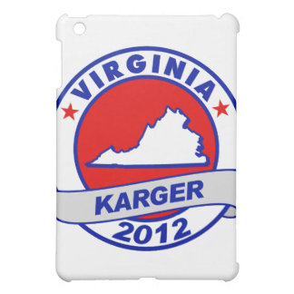 Virginia Fred Karger iPad Mini Case