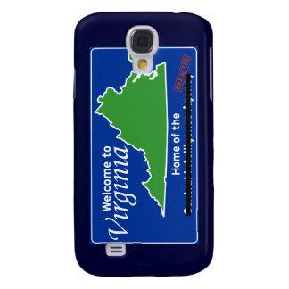 Virginia Galaxy S4 Case