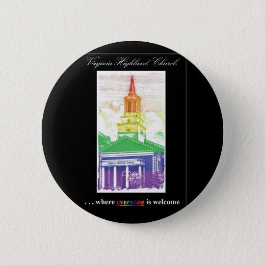 Virginia-Highland Church Button