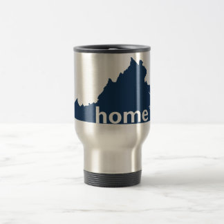 Virginia Home Travel Mug