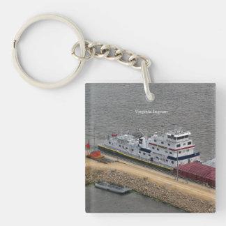 Virginia Ingram key chain