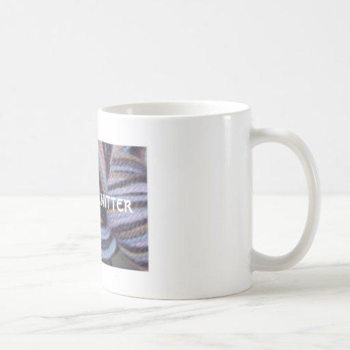 Virginia Knitter Mug