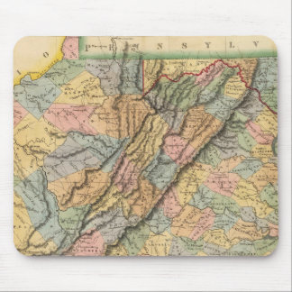 Virginia, Maryland 2 Mouse Pad