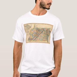 Virginia, Maryland 2 T-Shirt