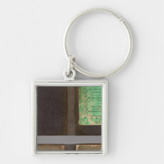Virginia, Maryland, Delaware 2 Key Ring