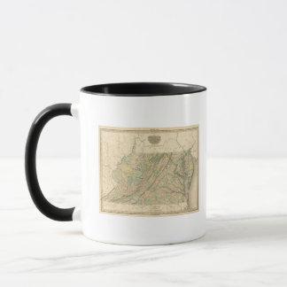 Virginia, Maryland, Delware Mug