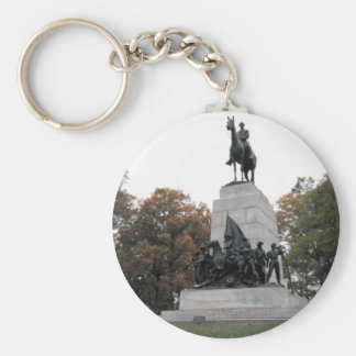 Virginia Memorial at Gettysburg NMP Key Ring