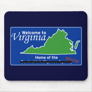Virginia Mouse Pad