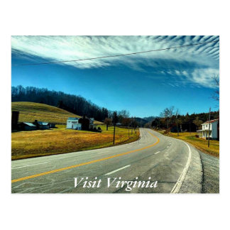 Virginia Postcard 3