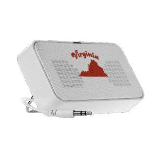 VIRGINIA Red State Laptop Speaker