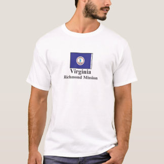 Virginia Richmond Mission T-Shirt