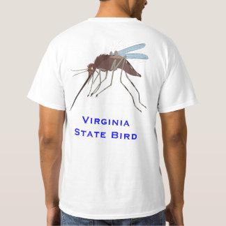 Virginia State Bird Tee Shirts