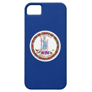 virginia state flag united america republic symbol iPhone 5 case