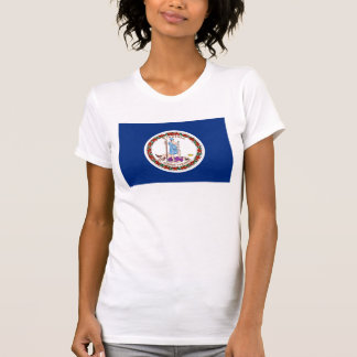 virginia state flag united america republic T-Shirt