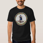 Virginia State Seal Tee Shirt
