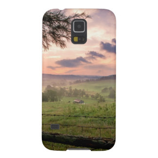 Virginia Sunset Galaxy S5 Cover