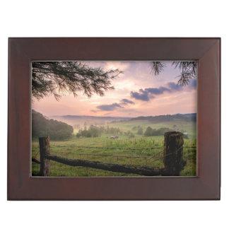 Virginia Sunset Keepsake Box
