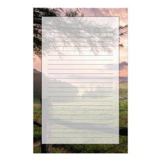 Virginia Sunset Stationery Paper