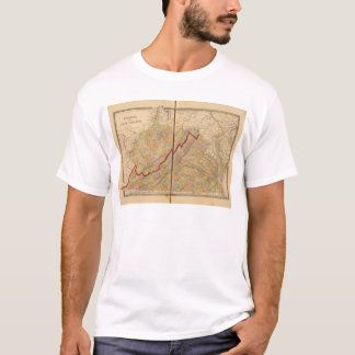 Virginia, West Virginia T-Shirt