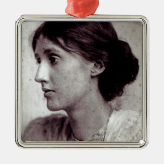 Virginia Woolf, 1902 Christmas Ornament