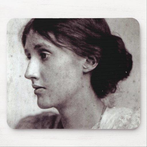 Virginia Woolf, 1902 Mouse Pad