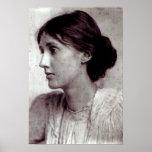 Virginia Woolf, 1902 Poster