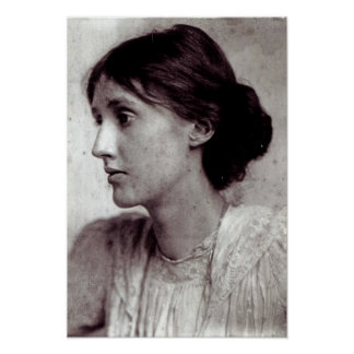Virginia Woolf, 1902 Poster