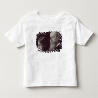 Virginia Woolf and her father Sir Leslie Toddler T-Shirt