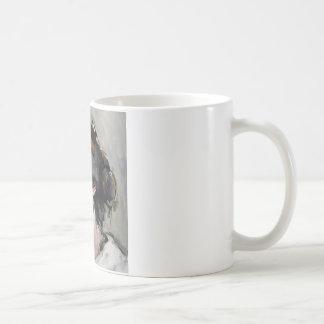 Virginia Woolf Basic White Mug
