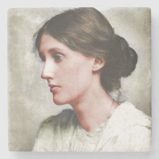 Virginia Woolf Coaster Stone Coaster